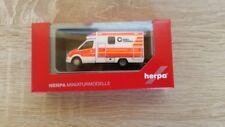 """Herpa 093675 - 1/87 MB sprinter fahrtec RTW """"servicio de rescate Dülmen"""" - nuevo"""