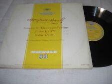 (8851) Mozart KV 378 + 379 - Seemann Schneiderhan