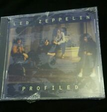 Led Zeppelin Profiled Promo New