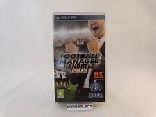 FOOTBALL MANAGER HANDLED 2013 SONY PSP PAL EU EUR ITA ITALIANO NUOVO SIGILLATO