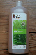 Douche/Bain Bio Aloe Vera, Fleur d'Oranger/Organic Shower Gel, 1l – DOUCE NATURE