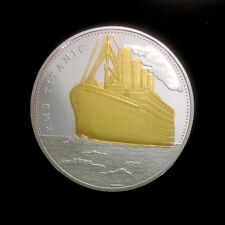 RARE TITANIC 100 YEAR ANNIVERSARY COIN COMMEMORATIVE COLLECTABLE CURIO GIFT