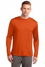 Sport-Tek Men's Long Sleeve Performance Moisture Wicking T-Shirt M-ST350LS