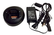 Cargadores para radios bidireccionales