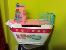 BARBIE Sisters Cruise Ship Boat Yacht Hard To Find 2011 Mattel Gift Idea