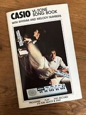 Casio Song Book MCA-VL1 VL-Tone 1980's Electronic Keyboard Synthesiser Star Wars