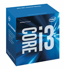 Intel BX80677I37100 Core ® ™ i3-7100 Processor (3M Cache  3.90 GHz) 3.9GHz 3M...