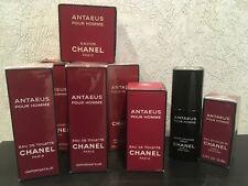 RARE VINTAGE CHANEL ANTAEUS EDT & AS & SPORT COLOGNE different options