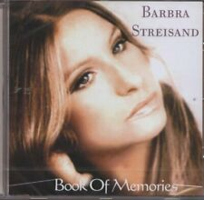 Barbra Streisand Book of memories (15 tracks, 1995)  [CD]