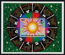 Maldives 515 MNH Signs of the Zodiac