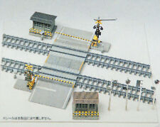 Greenmax No.2153 Railroad Crossing Set (1/150 N scale)
