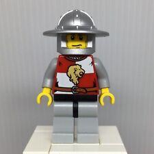 LEGO Castle Kingdsoms cas498 Lion Knight Quarters Minifigure from 7188