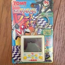Mach GOGOGO Speed Racer Mini Game Retro Rare TOMY USED