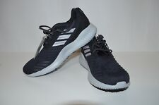 039bc1345cd6d NEW Adidas ALPHABOUNCE RC Running Shoes Men s Black White Size 8.5