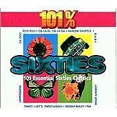 101% Sixties - Various CD BOX SET - IDEAL GIFT FOR MUM DAD NANNA GRANDAD - CHEAP