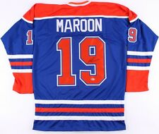 Patrick Maroon Signed Oilers Jersey (Beckett) Playing career 2008–present