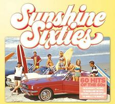 SUNSHINE SIXTIES 3 CD SET VARIOUS ARTISTS (Released August 17th 2018)
