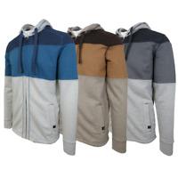 prAna Men's Jax Full-Zip Hoodie  (Retail $80)