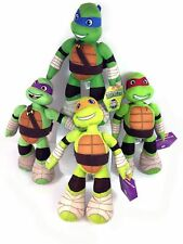 "Teenage Mutant Ninja Turtles 9"" Plush Character Toy 4 ASST"