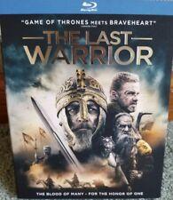 The Last Warrior (2018) Blu-ray