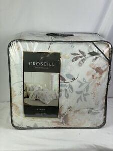 Croscill Liana Garden Design Queen Comforter