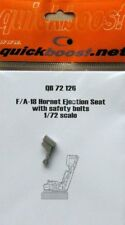 Quickboost 1/72  F/A-18 Hornet Ejection Seat with Safety Belts # 72126