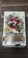 2000 Press Pass Tom Brady Rookie Year **empty box*** ONE BOX