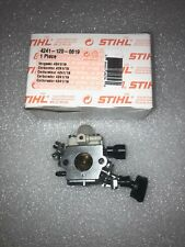 stihl br200 blower  carburetor  carb    NEW OEM 4241-120-0619