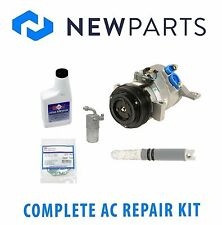 For Chevrolet Cadillac GMC Complete AC A/C Repair Kit w/ NEW Compressor & Clutch
