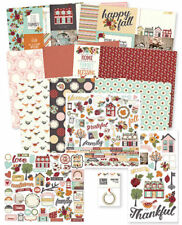 Simple Stories VINTAGE BLESSINGS Collector's 12x12 Essential Kit Scrapbooking