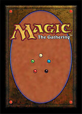 Ultra Pro Magic the Gathering MTG Card Back Sleeves 80ct