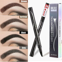 4 Tip Tattoo Brow Microblade Pen Four Eyebrow Tattoo Pen Waterproof Cosmetic