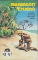 Robinson Crusoe Third Voyage Of Sinbad Fourth Voyage Cassette Audio Book