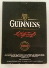 Vintage Guinness Playing Cards, 1999