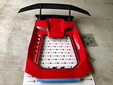 Lamborghini Huracan PERFORMANTE  Rear Engine Lid Hood Bonnet Cover MOTORHAUBE