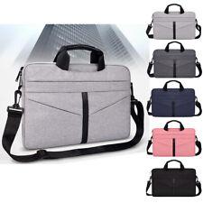 Laptop Adjustable Strap Sleeve Bag Handbag for Macbook Microsoft HP 13 14 15