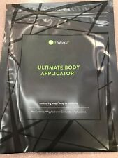 IT WORKS (4) Body Wraps Ultimate Applicators Tone Tighten Firm 100% AUTHENTIC