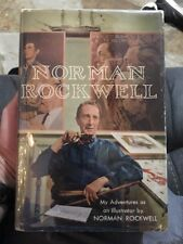 """NORMAN ROCKWELL """" MY ADVENTURES AS AN ILLUSTRATOR"""" SIGNED FIRST EDITION"""