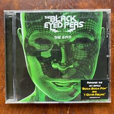 Black Eyed Peas The End Cd E.N.D. 2009 Rock Pop Rn B Soul Album