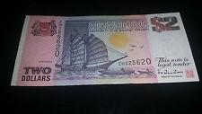 Singapore Ship $2 Z prefix