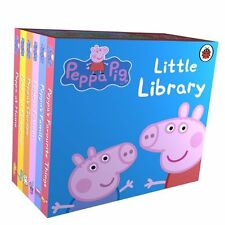 Peppa Pig Little Library Board book BRAND NEW FAST POST - Ladybird 9781409303183