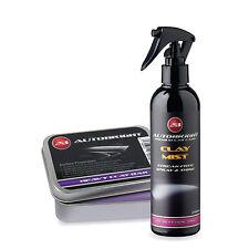 Autobright Detailing Heavy Clay Bar Kit & Car Cleaning Pre -Machine Polishing