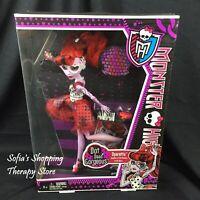 Monster High Operetta Dot Dead Gorgeous Doll Phantom Daughter NRFB 2011