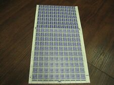 £1  DEFINITIVE  MACHIN PART SHEET OF 170 STAMPS MNH CAT £425 Y1743