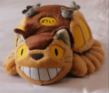 My Neighbor Totoro catbus Cat bus Stuffed Plush Doll Toy Kid Gift 33cm