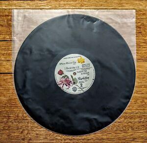 "100 x RECORD VINYL LP 12"" PLASTIC INNER ROUND BOTTOM RECORD SLEEVES Anti Static"