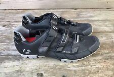 Bontrager Evoke Mountain Bike Shoes Men's Size US 13 (EU 46) Black W/Cleats
