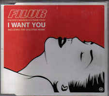 Filur-I Want You cd maxi single