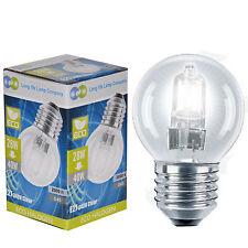 4 eco de ahorro de energía Pelotas De Golf Luz Lámpara 28w = 40w E27 es Rosca Edison