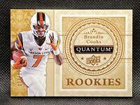 🔥2013 UD Quantum Brandin Cooks Rookie RC XRC-12 /175  Oregon State Texans👀